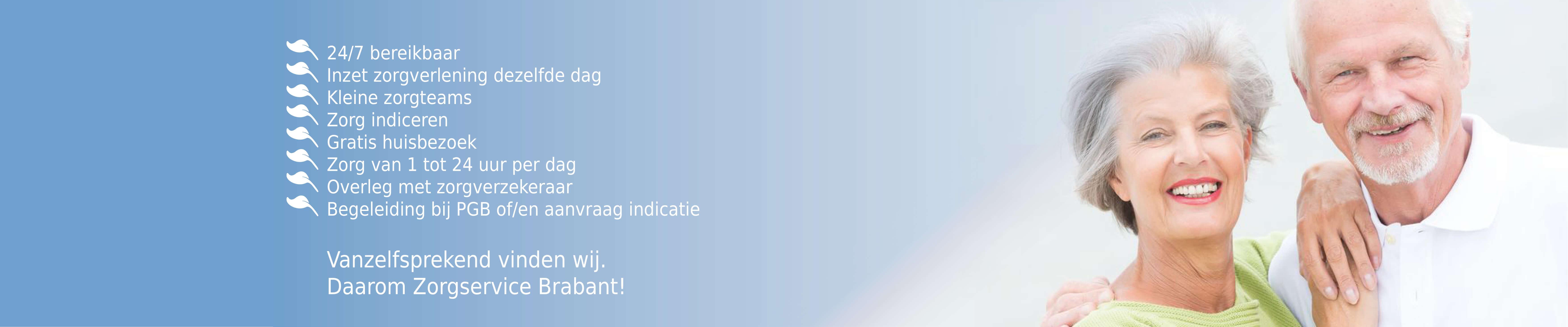 Zorgservice Brabant website3